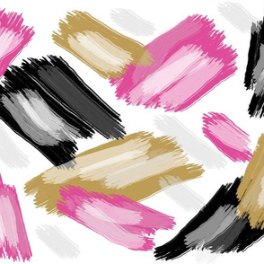 Beautiful Brush / Brushstrokes / Paint