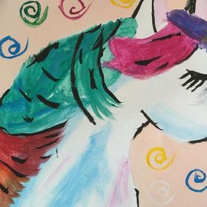 Unicorn Swirl