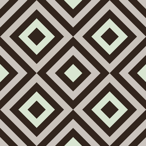 Geometric brown_031