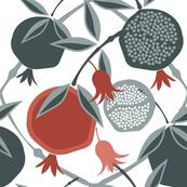 Modest Pomegranates (SF04)