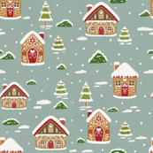 Gingerbread Forest | large