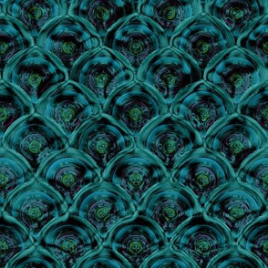Optical Liquid Diamond - Turquoise