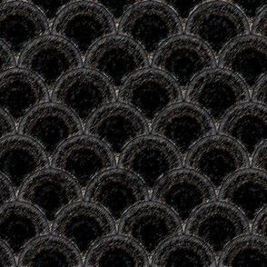 Inked Rings - Black