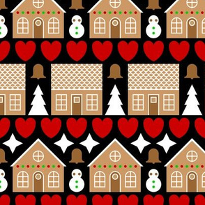 09350642 : © gingerbread houses