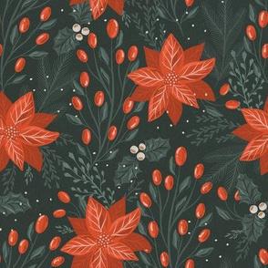 Flower / Christmas