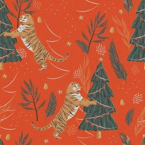 Tiger / Christmas