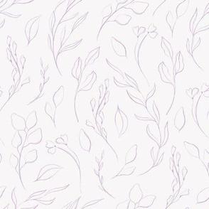 Floral 2 / Lavender
