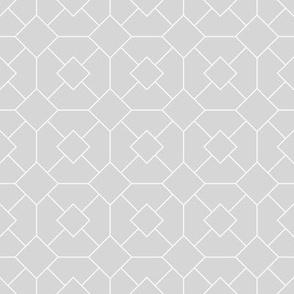 Geometric 2 / Lavender