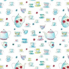 Whimsical Tea Time