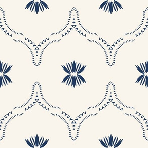 WILDFLOWER JASMIN NAVY