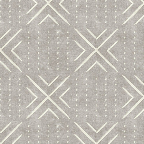 mud cloth tile - stone - mud cloth inspired home decor wallpaper - LAD19