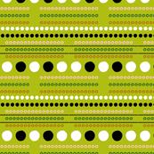 Lush Lime Circles