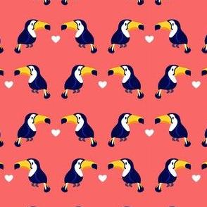 Toucan Love Pink