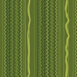 ZiggyZag Green