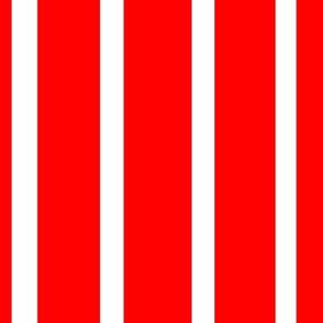 Circusy Fun Red White Stripe