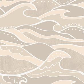 Steve's Waves, Sand Dune
