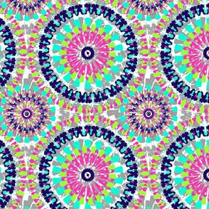 Kaleidoscope rainbow spirals3