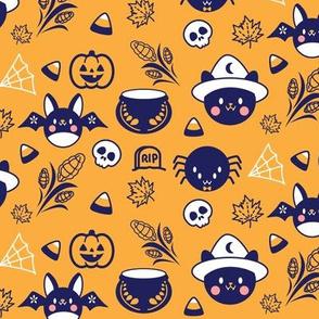 Spooky Cute Halloween Pattern