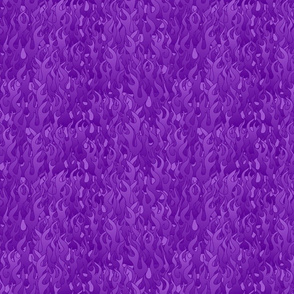 flame purple