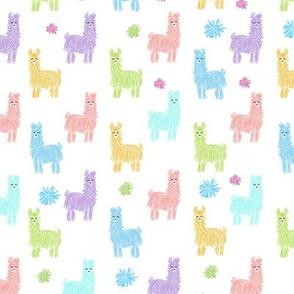 Confetti Llamas
