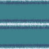 Solitude Teal Lake Stripes
