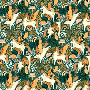Pegasus Paradise - Small Version