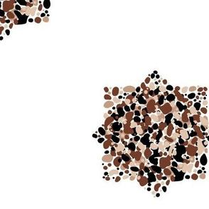 Black, Brown and Beige Pebbles