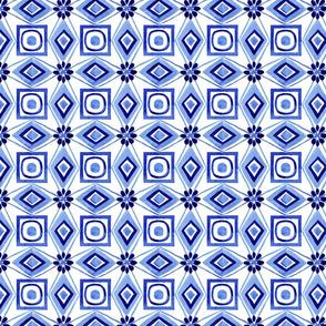 Azilejo Tiles Blue