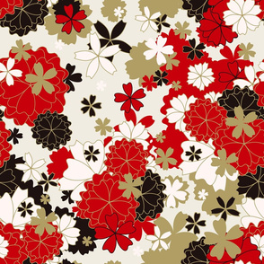 Light Chinese Kimono