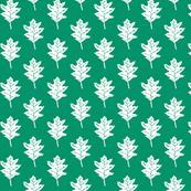 Little Red Oak - Dark Emerald