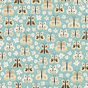 Butterflies patterns by Anna Talavrinova-22