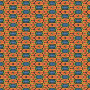orange - modern Art design