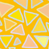 Triangle - Yummy Yellows