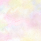 Spring Abstract watercolor