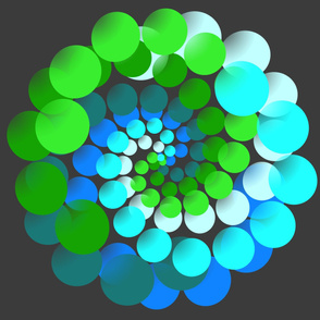 Bubble Ballet_blue_green