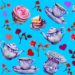 Aqua Tea Time