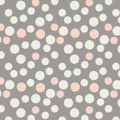 Big polka dot gray and blush-01