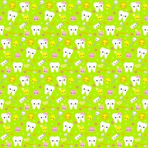SMALL Happy Lemonade Teeth