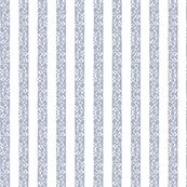 Buzz Stripe - Silver Grey