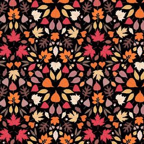 Nature's kaleidoscope - fall leaves 2