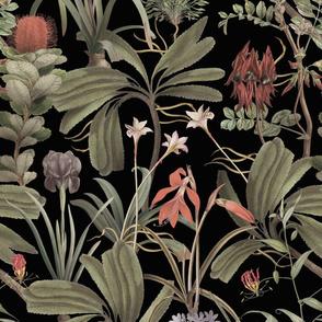 Dark botanical Stravaganza