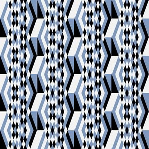 Diamond Stripes
