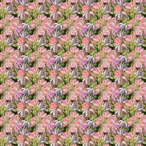 Fantasy Florals 1