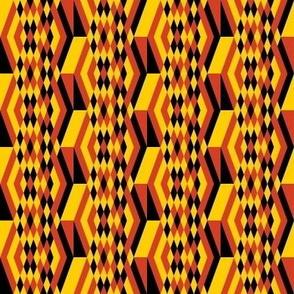 Diamond Stripes 2