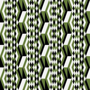Diamond Stripes 4