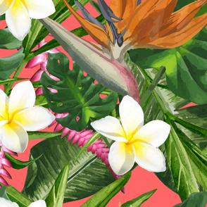 Tropical Florals 1