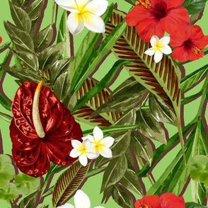 Tropical Florals 2