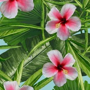 Tropical Florals 4