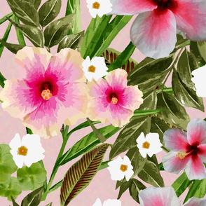 Tropical Florals 5