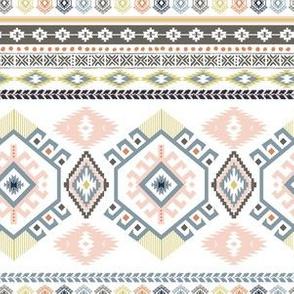 "6"" Serengeti Aztec Print"